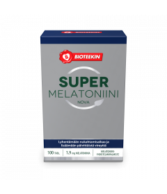 SUPER MELATONIINI NOVA 1,9 MG   100 TABL