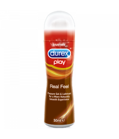 Durex Real Feel liukuvoide   50 ml