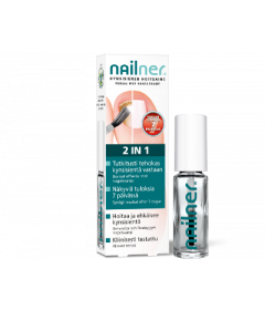 NAILNER KYNSISIENEN HOITOAINE 2IN1   5 ML