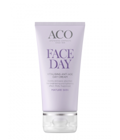 ACO FACE ANTI AGE VITALISING DAY CREAM   50 ml