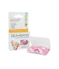 Sea-Band Kids pahoinvointirannekkeet   1 pari