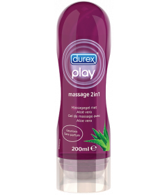 Durex Play Massage 2in1 AloeVera   200 ml