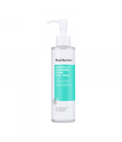 Real Barrier Contro-T Cleansing Foam   200 ml
