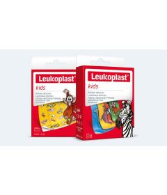 LEUKOPLAST KIDS (73217-08)   12 KPL