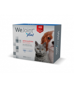 WeJoint Plus Small Breed & Cat   120 tabl